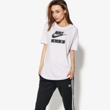 Nike Tričko Ss W Nsw Top Logo Air Ženy Oblečení Trička Aa1720-509 Ženy Oblečení Trička Růžová US S