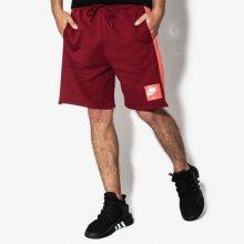 Nike Šortky M Nsw Short Air Flc Muži Oblečení Kraťasy 886052-677 Muži Oblečení Kraťasy Bordová US XL