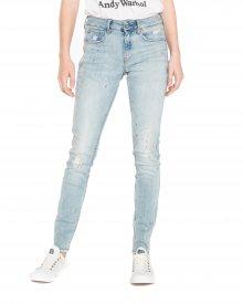 3301 Jeans G-Star RAW | Modrá | Dámské | 26/32