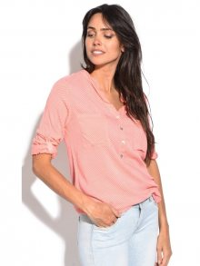 William de Faye Dámská košile 6874 - WF20 MELON\n\n