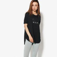 Nike Tričko Ss W Nsw Top Logo Air Ženy Oblečení Trička Aa1720-010 Ženy Oblečení Trička Černá US S