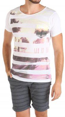 Pánské stylové tričko s krátkým rukávem Eight2Nine
