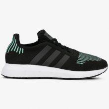 Adidas Swift Run Muži Boty Tenisky Cg4110 Muži Boty Tenisky Černá US 10