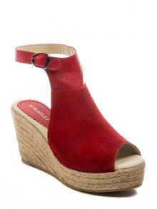 Jo`Scarlet Dámské sandály ASPEN_RED