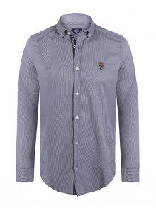 Paul Parker Pánská košile Pa4955549_D.NAVY PLAID\n\n