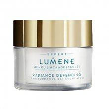 Lumene Regenerační a projasňující denní krém proti vráskám SPF 20 Hehku (Radiance Defending Transformative Day Cream SPF 20) 50 ml