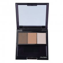 Shiseido Oční stíny Trio Eyes (Luminizing Satin Eye Color Trio) 3 g GY 901 Snow Shadow