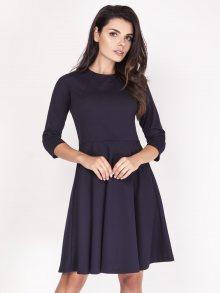 Naoko Dámské šaty AT105_NAVY