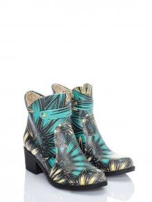 Cotto Dámské kotníčkové boty Ct02-1555_Printed - Colourful\n\n