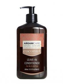ARGANICARE Bezoplachový kondicionér pro mdlé a suché vlasy_400 ml\n\n