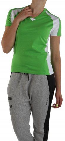 Dámské stylové tričko s krátkým rukávem