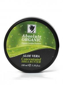 Absolute Organic Koncentrované tělové máslo s aloe vera 100 ml\n\n