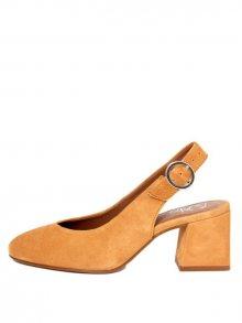 Gusto Dámské sandály 2135_ROV_CURRY\n\n