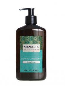 ARGANICARE Bezoplachový kondicionér pro vlnité vlasy_400 ml\n\n
