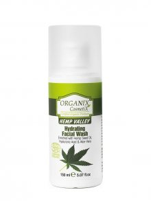 Organix Cosmetix Hydratační čisticí pěna s konopným olejem 150 ml\n\n