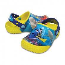 Crocs Dětské pantofle CrocsFunLab Dory Lemon 204453-7C1 23-24