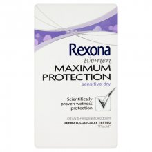Rexona Tuhý deodorant Woman Maximum Protection Sensitive Dry 45 ml