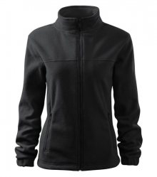 Dámská fleecová mikina Jacket - Ebony gray | S