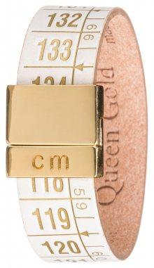 Little Queen Gold Il Centimetro | Bílá | Pánské | S 18 cm