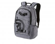 Meatfly Batoh Basejumper 3 Backpack C - Heather Grey