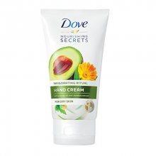 Dove Avokádový krém na suché ruce Nourishing Secrets (Hand Cream) 75 ml