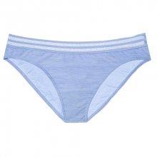 Victoria´s Secret Dámské modré kalhotky Bikini Panty S
