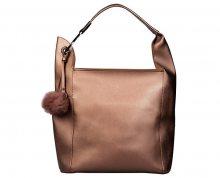 Lecharme Elegantní kabelka 10008401 Bronz