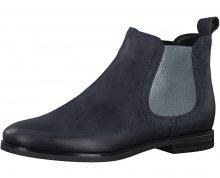 Tamaris Elegantní dámské kotníkové boty 1-1-25995-39-805 Navy 40