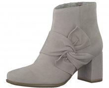 Tamaris Dámské boty 1-1-25301-30-205 Stone 37