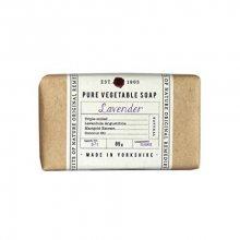 Fikkerts Hydratační rostlinné mýdlo Levandule (Pure Vegetable Soap) 85 g