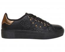 Desigual Dámské tenisky Shoes Star Winter Valkiria Negro 18WSKP17 2000 36