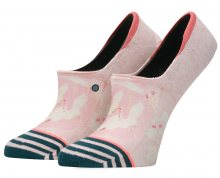 Stance Dámské kotníčkové ponožky Mini Crane Pink W115A17MIN-PNK 38-42