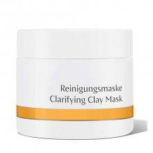 Dr. Hauschka Čistící a zklidňující maska pro obličej a dekolt (Clarifying Clay Mask) 90 g