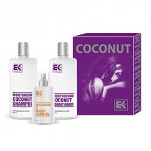 BK Brazil Keratin Bio Volume šampon 300 ml + kondicionér 300 ml + olej / sérum 100 ml dárková sada
