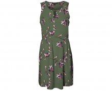 Vero Moda Dámské šaty Simply Easy Visc Sl Short Dress Kalamata XS