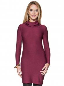 By Hellene Dámské šaty FW2-1013-purple\n\n
