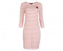 Vero Moda Dámské šaty VMLIROSE 3/4 DRESS D2-3 Snow White XS