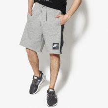 Nike Šortky M Nsw Short Air Flc Muži Oblečení Kraťasy 886052-063 Muži Oblečení Kraťasy Šedá US M