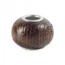 Přívěsek Morellato Drops Ebony Wood CZ297