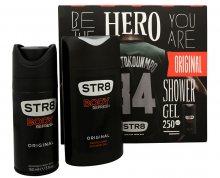 STR8 Original sprchový gel 250 ml + deospray 150 ml dárková sada