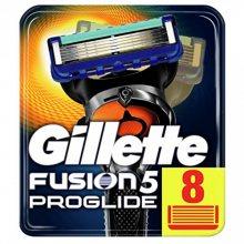 Gillette Náhradní hlavice Fusion ProGlide Manual 8 ks 8 ks