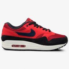 Nike Air Max 1 Muži Boty Tenisky Ah8145-600 Muži Boty Tenisky Červená US 10 09d63fcbafd