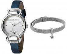 Esprit Play Silver Blue SET ES1L023L0015