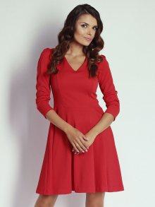 Naoko Dámské šaty AT20_RED