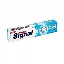 Signal Bělící zubní pasta pro svěží dech (Long Active White Fresh) 75 ml