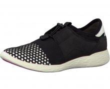 Tamaris Elegantní dámské boty 1-1-23722-28 Black/White 39