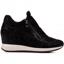GEOX Elegantní dámské boty Nydame Black D620QA-000MA-C9999 40