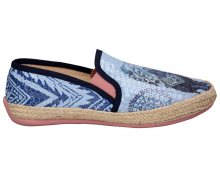 Desigual Dámské Slip-On Shoes Taormina Elephant 74KSJD2 5098 40
