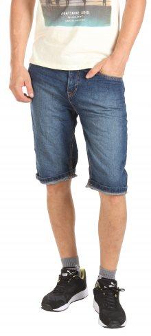 Pánské jeansové kraťasy Springfield