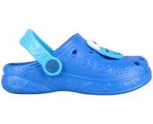 Coqui Dětské pantofle Hoppa 9381 Royal 102206 23-24